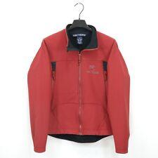 Womens Arc'teryx Softshell Jacket Red Size S