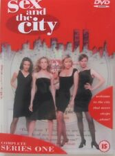 SEX AND THE CITY - COMPLETE SERIES ONE - 2 DVD