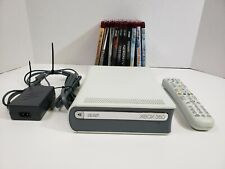 Xbox 360 HD DVD Player With Remote And Lot Of 10 Movies