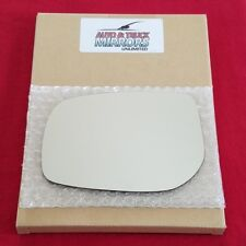 Mirror Glass For Corolla, Scion Tc, Xb Driver Side Replacement -Japan