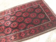 Rectangle Afghan 1940-1969 Antique Carpets & Rugs