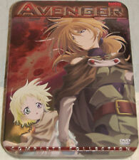 Avenger Complete Series 3 DVD set and Collector's Edition Tin