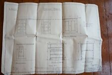More details for lner office table plan railway drawing diagram