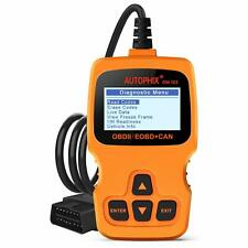 OM123 Auto OBD2 Scanner Car Code Reader Live Engine Light Check Diagnostic Tool