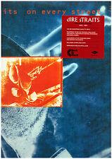 Dire Straits , On Every Street  (Double Album 180 Gram Audiophile Quality Vinyl)