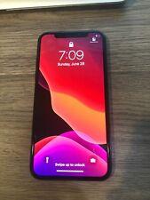 Apple iPhone X - 256GB Smartphone Unlocked Space Gray