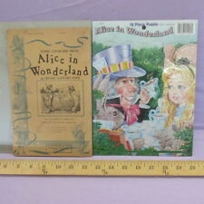 Choruses from Alice in Wonderland (Text by Lewis Carroll) Vintage Sheet Music