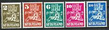 Nederland  556 - 560 postfris