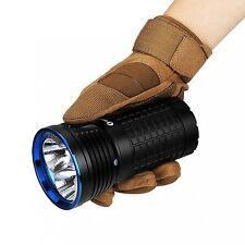 OLIGHT X7 Marauder 9000 lumen 3xCree XHP70 CW LED Flashlight powered by 4x18650