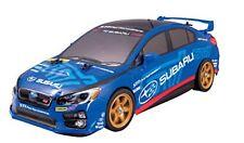 Jozen Dart Max 1/16 R/C Subaru Wrx Sti Rally Version Jrvc039-Bl F/S w/Tracking#