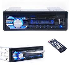 Car Audio Stereo In-Dash DVD CD MP3 Radio Player SD USB Input AUX FM Receiver