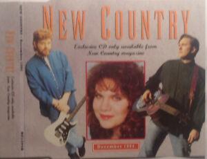 CD NEW COUNTRY Ausgabe Dezember 1994