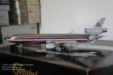 Gemini Jets American Airlines McDonnell Douglas MD-11 Diecast Model 1:200