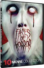 Faces of Horror 10 Movie DVD Happy Birthday to Me When Stranger Calls R1 Slasher