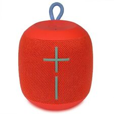 Logitech Ultimate WONDERBOOM Bluetooth Ultra-Portable Waterproof Speaker (Red)