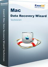 EaseUS Data Recovery Wizard MAC Technician dt. Vollver. lifetime Download 279,-!