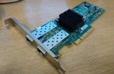 HP 10GbE PCI-e Dual Port Network Interface Card 516937-B21 518001-001