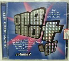 ONE SHOT 80 VOLUME 2 CD TALK TALK ROCKWELL DEAD OR ALIVE KIM WILDE NICK KERSHAW