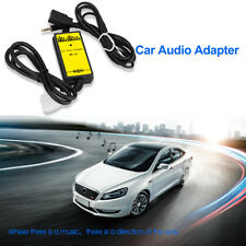 Auto Car Aux In Audio Adapter 3.5mm for Mazda MP3 Player Interface Cable+USB New