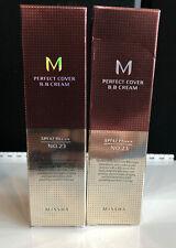 2. Missha] M Perfect Cover BB Cream 50ml # 23 SPF42 PA+++ Korean Cosmetic Makeup