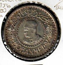 Morocco 500 francs 1956 Toned Uncirculated