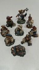 Boyds Bearstones - Lot of 9
