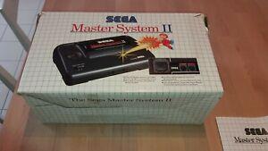 SEGA MASTER SYSTEM 2 PACK ALEX KIDD + NOTICES