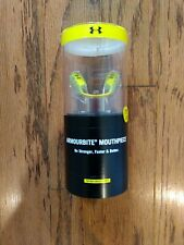 Under Armour Armourbite Sports Mouthpiece Youth 11- or Adult Small NEW