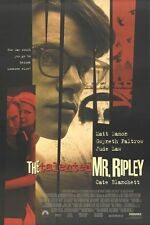The Talented Mr Ripley Movie Poster 18'' X 28'' ID:1