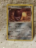 Pokemon TCG Shieldon #84/156 Uncommon Mint SM: Ultra Prism Steel English New
