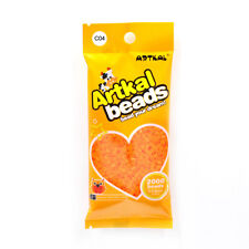 Original Artkal 2000stk. mini Bügelperlen 2,6mm C04 Melon , Fuse beads