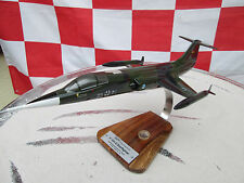 F-104 g Starfighter metal 1:72/avion/Aircraft/yakair