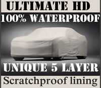 [CSC] Waterproof Car Cover For Toyota Corolla 2007 2008 2009 2010 2011 2012 2013