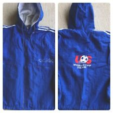 Adidas VTG USA Mens Soccer National Team Trefoil Windbreaker Jacket L