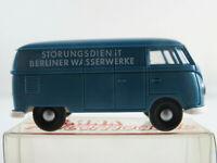 "Brekina VW-Kastenwagen T1a (1953) ""Berliner Wasserwerke"" in blau 1:87/H0 NEU/OVP"