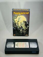 Pumpkinhead VHS Horror Cult Rare Original Cover MGM/UA 1988