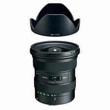 Tokina Wide Angle Zoom Lens atx-i 11-16mm F2.8 CF for Canon EF APS-C Format