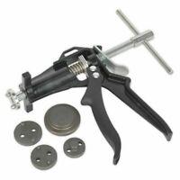 Brake Piston Caliper WindBack Pushback Rewind Tool Kit 5pc Kit POPULAR ADAPTORS
