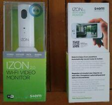 IZON 2.0 Stem Wi-Fi Video Monitor - New - Sealed - Free shipping -
