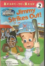 Jimmy Strikes Out The Adventures of Jimmy Neutron Boy Genius Ready-To-Read 2