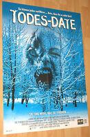 "Todes-Date ""Decoys"" Filmplakat / Poster A1 ca 60x84cm"