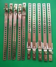 """(10 PCS) Copper Ground Strap 12"""" long - Free Shipping"""