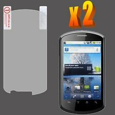 2X High Quality Clear LCD Screen Protector for Huawei AT&T Impulse 4G U8800