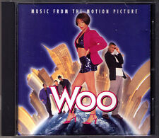 WOO Soundtrack CD MC Lyte Nicci Gilbert Mona Lisa T-Shirt and Panties Lost Boyz