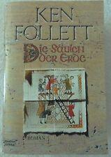 Die Säulen der Erde von Ken Follett Gabriele Conrad Taschen-Buch Roman