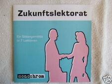 MONOCHROM: Zukunftslektorat (Helge Schneider Max Goldt Heinz Strunk Studio Braun