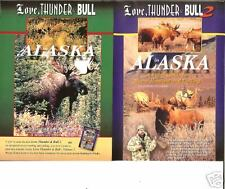 Moose Calling/Hunting Video or DVD Combo, Instructional