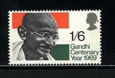 United Kngdom 1969 MNH, Mahatma Gandhi of India