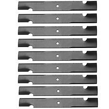 """(9) Scag 61"""" Blades 91-626 Standard Lawn Mower Blades Set 481078 481712"""