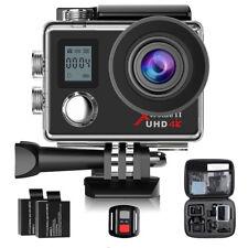 Campark Ultra HD 4K/30fps WIFI Sports Action Camera DVR Cam w/ Remote Control AU